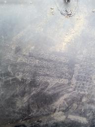 Локер передний правый Opel Zafira B 13187357