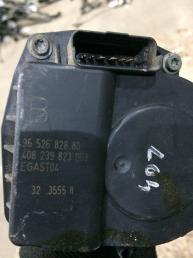 Заслонка дроссельная электрическая на Пежо 407 9652682880