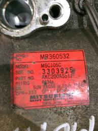 Компрессор кондиционера Mitsubishi Montero MR360532