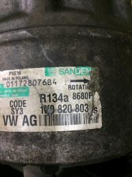 Компрессор кондиционера Volkswagen Passat B6 1K0820803s