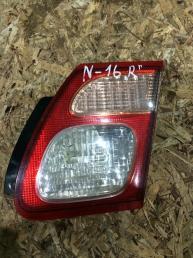 Фонарь задний правый Nissan Almera N16 265505M529
