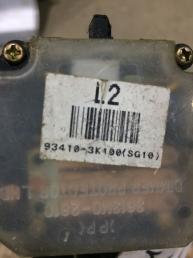 Переключатель света L Hyundai Sonata 5 934103K100