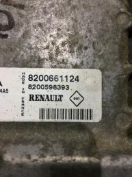 Блок управления двигателем (ЭБУ) Renault Logan 8200661124