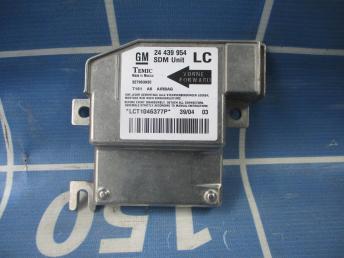 Модуль подушки безопасности Опель корса C   6235133 6235133