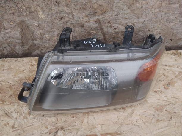 Фара Mitsubishi Pajero Sport K9 левая MR566765
