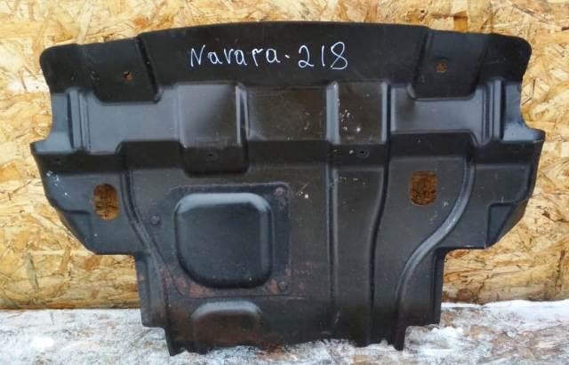 Защита картера Nissan Pathfinder R51 пер. с 2010г 50810-5X20A