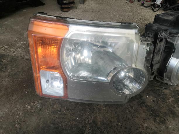 Блок фара правая Land-Rover Discovery 3 L319
