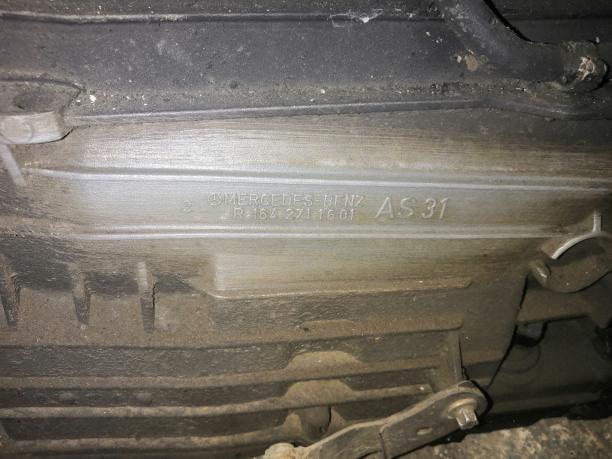 АКПП OM642 Mercedes GL X164