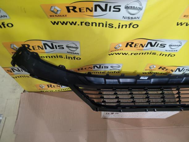 Рено Аркана решетка переднего бампера нижняя 620261454R