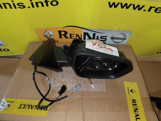 Рено Аркана корпус зеркала ПРАВЫЙ с камерой и 963018882R