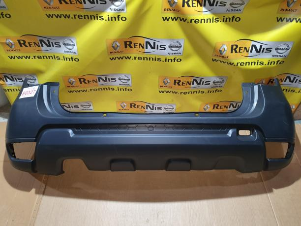 Рено Дастер 2 2015 бампер задний оригинал 850225435R