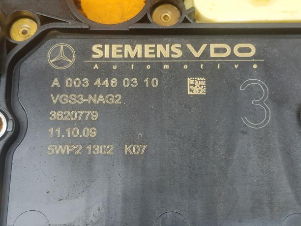 Электронная плата Mercedes 722.9 3 серия a0034460310