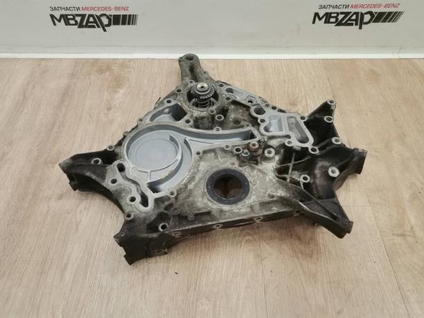 Крышка двигателя передняя m272 Mercedes W164 ML a2720150802