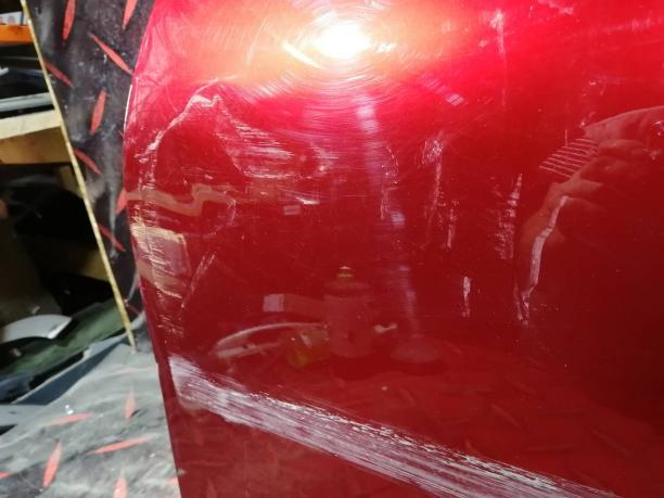 Дверь передняя левая Mazda 3 BP хетчбек BCY15902XC