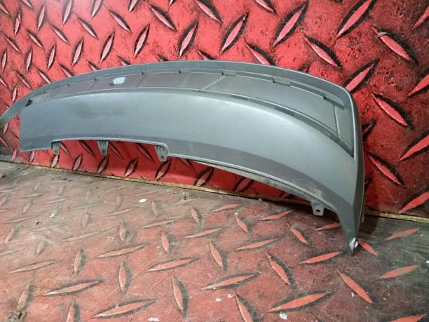 Спойлер заднего бампера Audi A4 B8 8K0807521J1RR