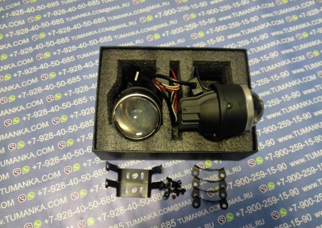 Bi LED модуль противотуманной фары 5500K