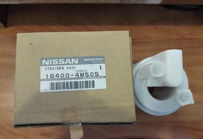 Топливный фильтр Nissan 164004M505