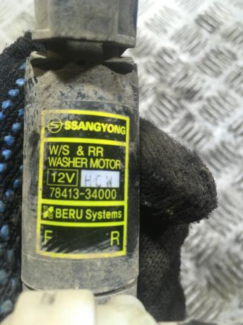 Насос омывателя SSANG YONG ACTYON NEW 78413-34000