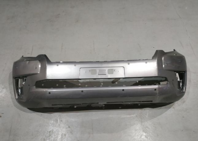 Передний бампер Toyota Land Cruiser Prado 2020