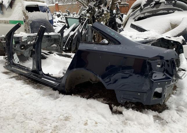 Крыло заднее Audi A6 c6 4F В Наличии