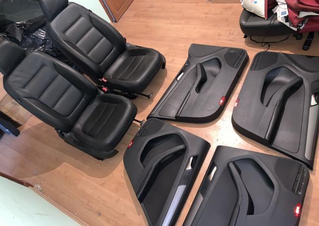 Кожаный салон VW Jetta 6 В Наличии