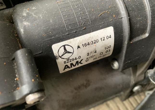 Компрессор пневмоподвески Mercedes GL w164 A1643201204