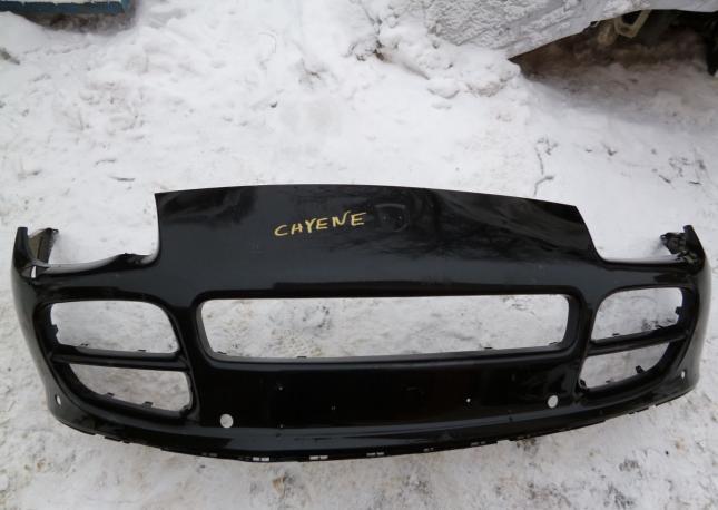 Бампер передний cayenne 1 porsche