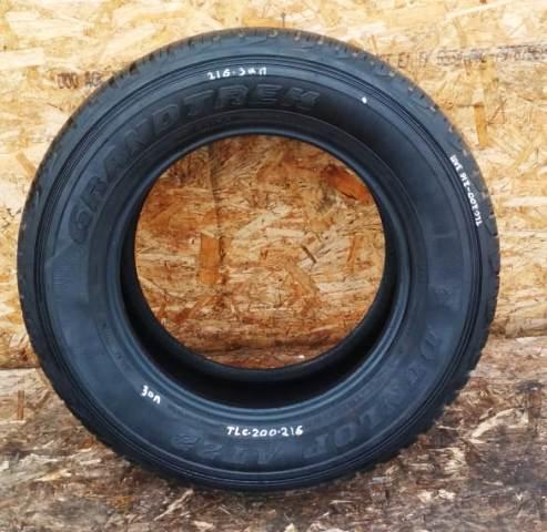 Шина б/у 285/60/R18 Dunlop Grandtrek AT22