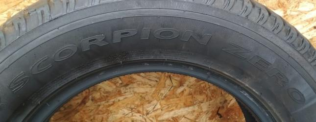 Шина Pirelli Scorpion Zero 255/60/R18