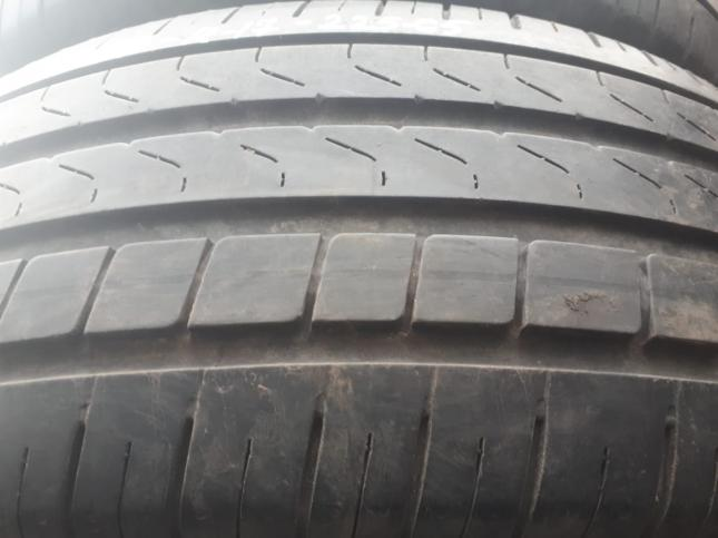 Шины б/у 225/65/R17 Pirelli Scorpion Verde к-т