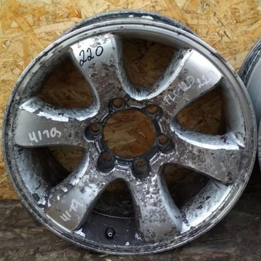 Диск колесный Toyota Land Cruiser Prado 120 R17 220
