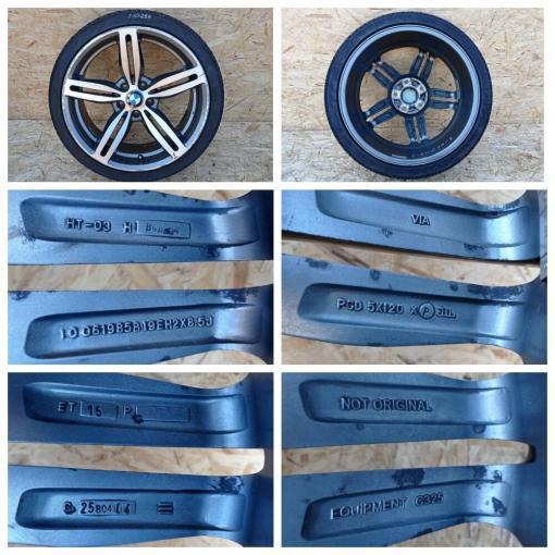 Колеса BMW E60