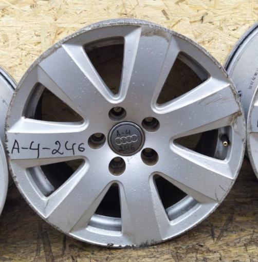 Диск колесный Audi A4 R16 Оригинал 7 лучей