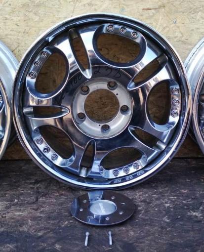 Диски колесные Lexus LX470 R20 Хром Japan 238