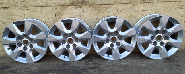 Диск колесный Mitsubishi Pajero 4 R17 оригинал 250