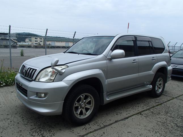 Обвес Toyota Land Cruiser Prado 120  купить