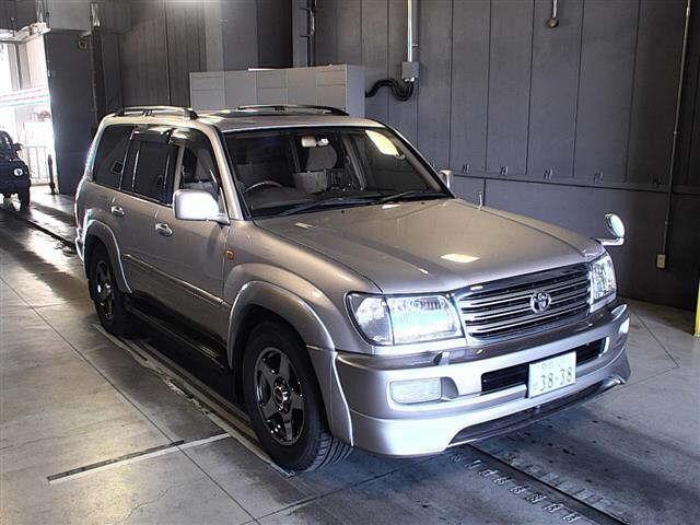 Обвес Toyota Land Cruiser 100 купить