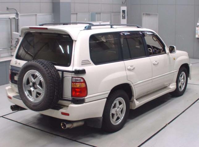 Глушитель Toyota Land Cruiser 100 в сборе Ganador купить