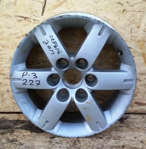 Диск колесный Mitsubishi Pajero 3 R17 оригинал 227