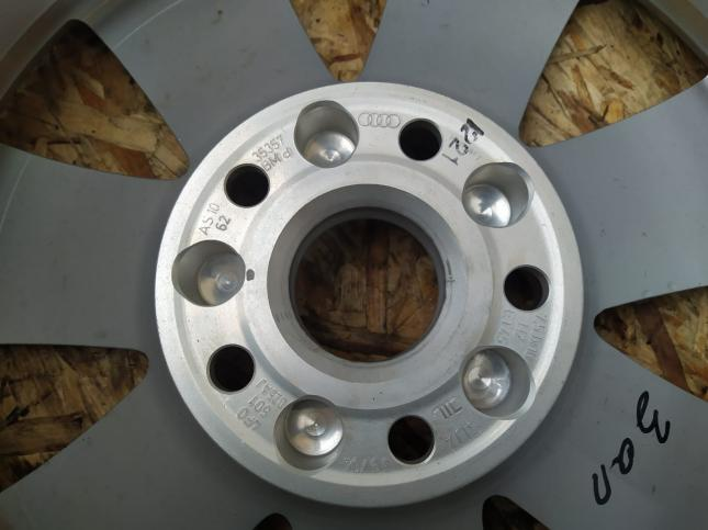 Диск колесный Audi A6 R16 Оригинал 243 запаска
