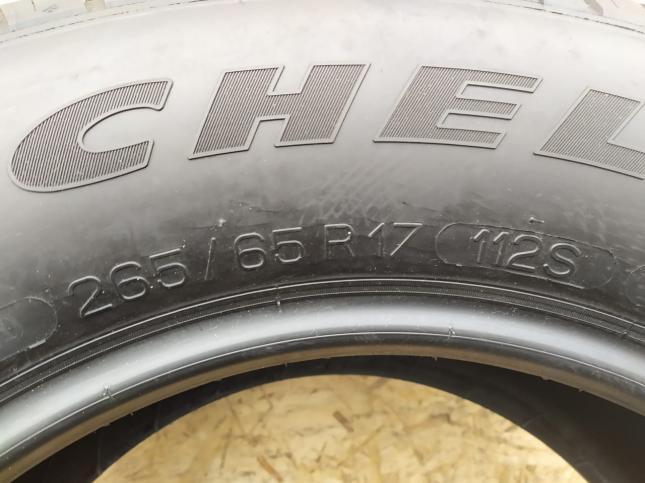 Шина б/у 265/65 R17 Michelin CrossTerrain  112S лето