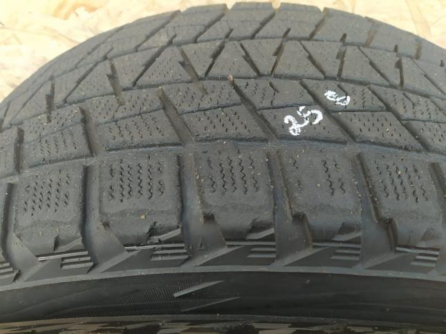 Шины б/у 265/60 R18 Bridgestone Blizzak DM-V1 258