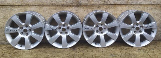 Диск колесный Suzuki Grand Vitara 3 R18 267