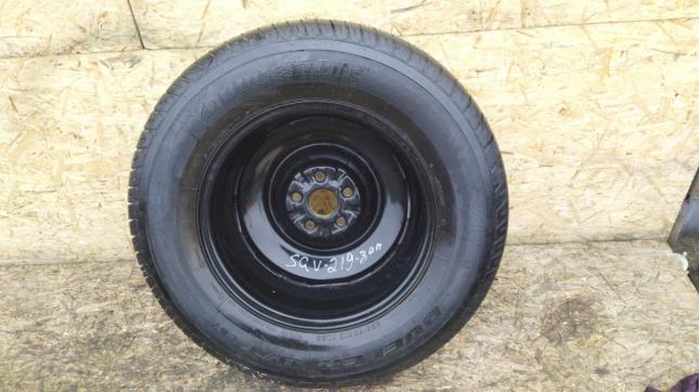 Колесо Suzuki Grand Vitara III R16 запаска