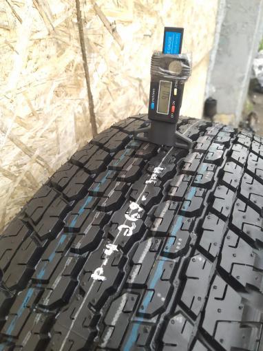 Шины б/у 265/65 R17 Bridgestone Dueler 840 269