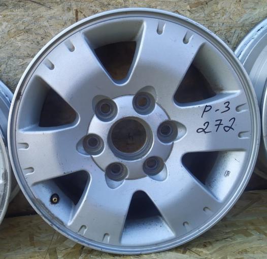 Диск колесный Mitsubishi Pajero 3 R16 272
