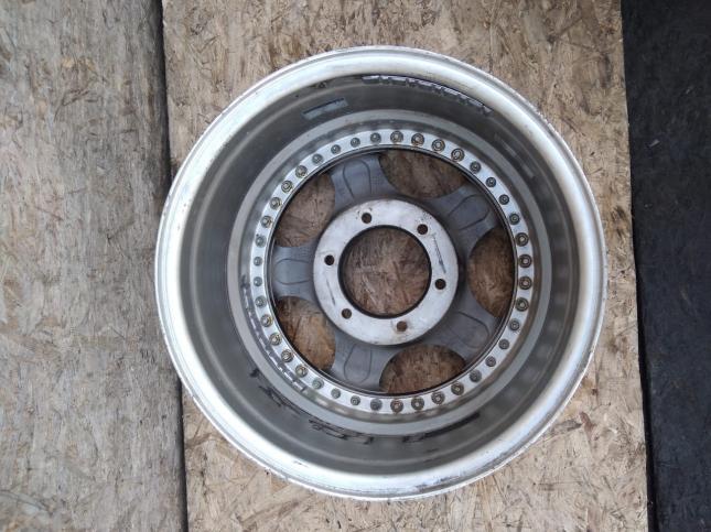 Диск колесный Mitsubishi Pajero 3 R17 127