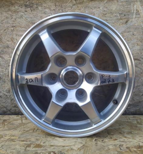 Диск колесный Mitsubishi Pajero 3 R16 Паук запаска