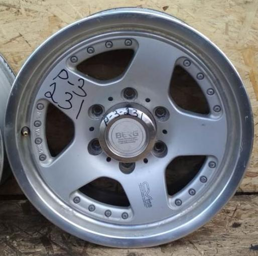 Диск колесный Mitsubishi Pajero 3 R16 BERG