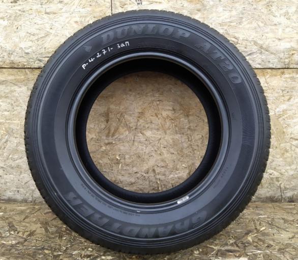 Шины б/у 265/60 R18 Dunlop Grandtrek AT20 зап 271